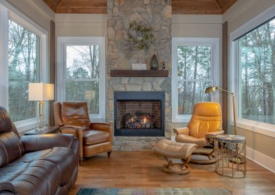 Crackling Cozy Fireplace